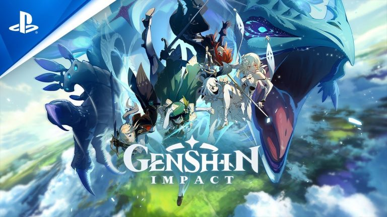 Review Game Genshin Impact