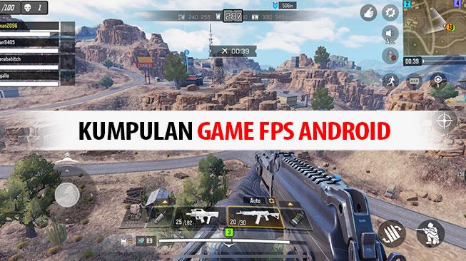Kumpulan Game FPS Android