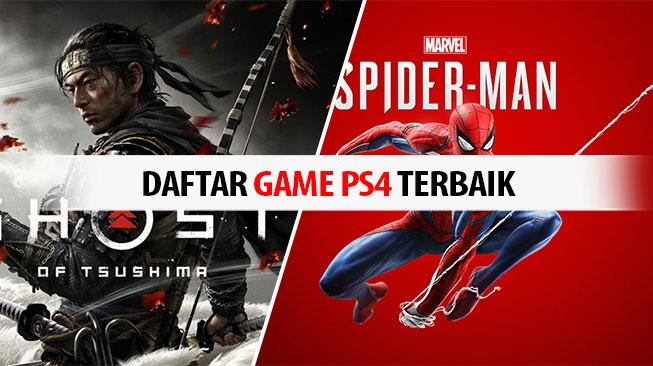 Daftar Game PS4 Terbaik