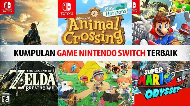 Kumpulan Game Nintendo Switch Terbaik