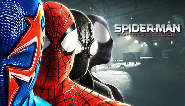 Spider-Man Shattered Dimension