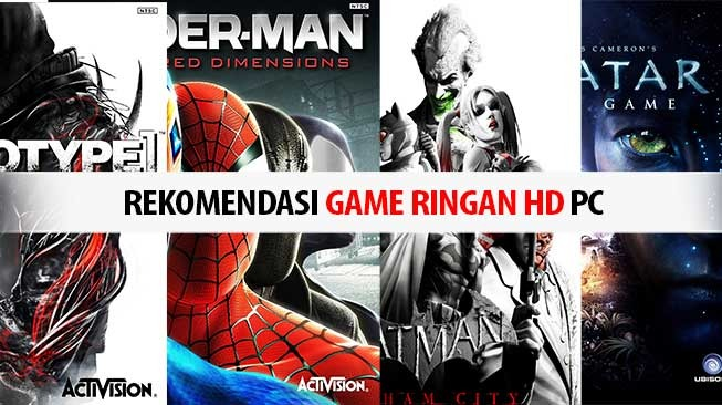 Game Ringan HD PC