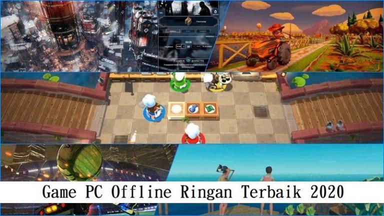Game PC Offline Ringan