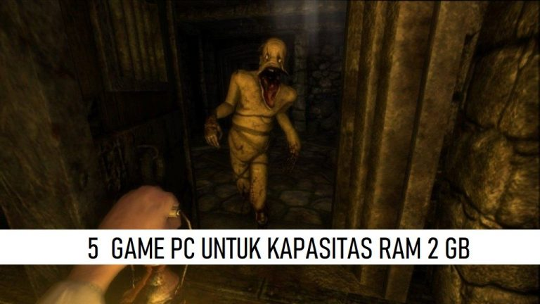 GAME PC RAM 2 GB